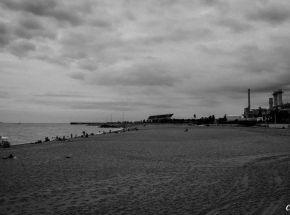 Бадалона пляж, Бадалона