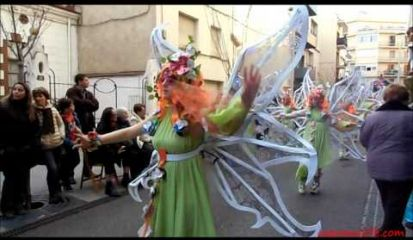 Embedded thumbnail for Carnaval Costa Brava Sud 2015, Blanes