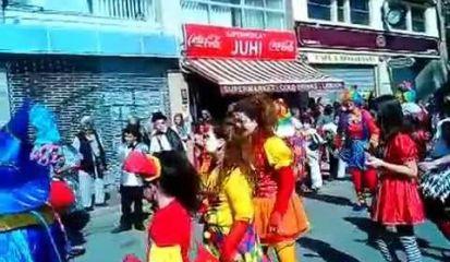 Embedded thumbnail for Carnaval 2014, Lloret de Mar