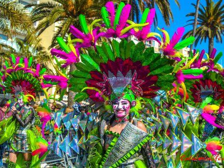 Карнавал Коста-Брава Sud 2020 и отмененые из-за COVID-19 карнавалы в 2021 году в Испании