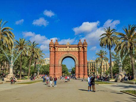 Триумфальная арка в Барселоне: история, описание, интересные факты