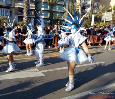 Карнавал Юга Коста Брава 2015