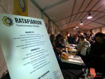 Ярмарка Ратафии в Санта Колома 2014 (Festa de la Ratafia a Santa Coloma)