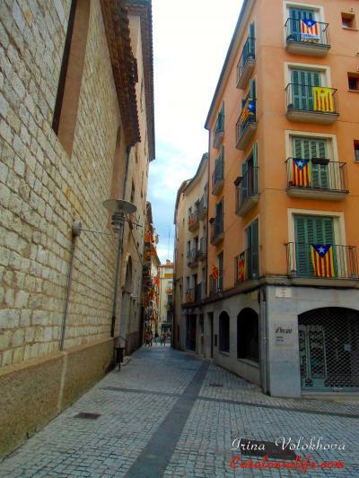 Национальный день Каталонии (Diada Nacional de Catalunya)