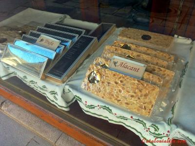 Рождественские десерты в Каталонии