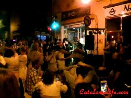 Embedded thumbnail for Blanes12- nit de compres