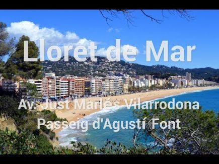 Embedded thumbnail for Чудестный испанский городок Ллорет де Мар в ноябре