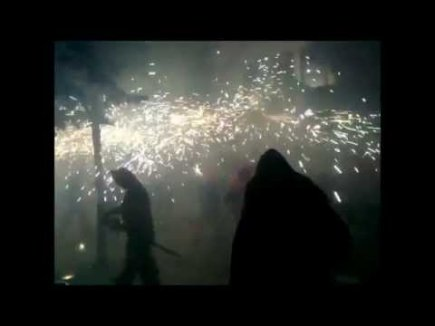 Embedded thumbnail for Correfoc a Blanes 2013