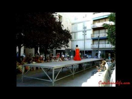 Embedded thumbnail for Desfile Vestidos de papel, Blanes 2014