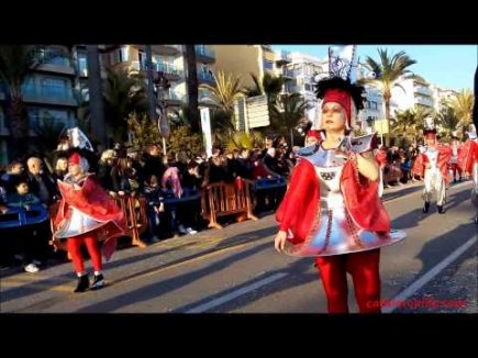 Embedded thumbnail for Carnaval Costa Brava Sud 2015, Lloret de Mar
