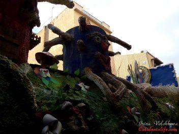 карнавал,2015,Бланес,карнавальные костюмы,Каталония,карнавал 2015,фестиваль,танцы,культура,Испания,Коста Брава,празднование,декорации