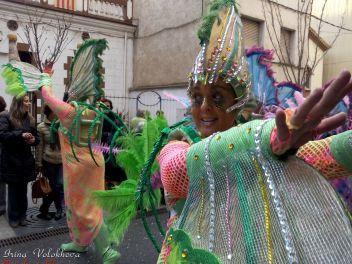 карнавал,2015,Бланес,карнавальные костюмы,Каталония,карнавал 2015,фестиваль,танцы,культура,Испания,Коста Брава,празднование