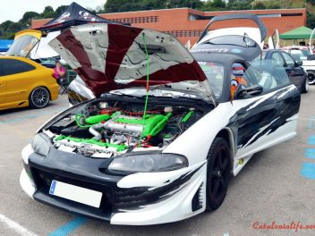 13º Tuning Festival Blanes Internacional & 3ª Conce Grupo Vag and Stance 2015