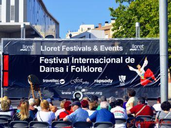 Международный фестиваль Танца и Фольклёра в Ллорет де Мар, 2015 (Festival Internacional de Dansa i Folklore en Lloret de Mar, 2015)