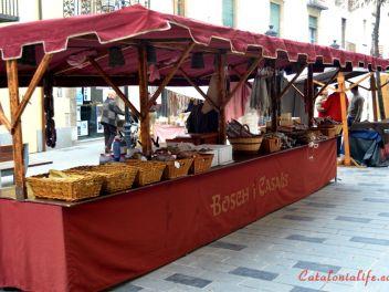 Ярмарка в честь Святого Томаса в Бланесе (Fira de Sant Tomas en Blanes)