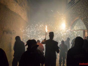 Коррефок в Бланесе / Gran Correfoc de Blanes