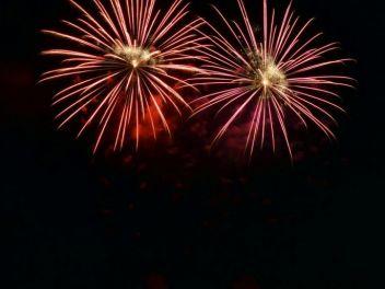 46-ой Международный конкурс фейерверков на Коста Брава, 2016 - Пиротехника FIREWORKS LIETO S.R.L, провинция Неаполь, Италия / 46e Concurs Internacional de Focs D'artifici de la Costa Brava, 2016 - Pirotecnia FIREWORKS LIETO S.R.L, Provincia de Nápoles, Italia
