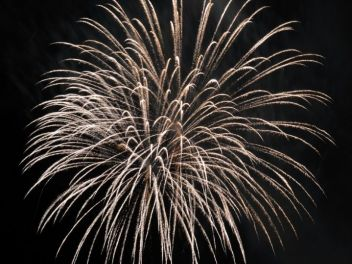 46-ой Международный конкурс фейерверков на Коста Брава, 2016 - Пиротехника PABLO, Астурия, Испания / 46e Concurs Internacional de Focs D'artifici de la Costa Brava, 2016 - Pirotecnia PABLO, Asturias, España