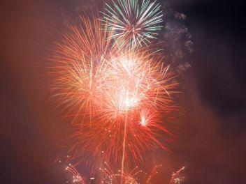 46-ой Международный конкурс фейерверков на Коста Брава, 2016 - Пиротехника ACCITANA MARIA ANGUSTIAS, Грана́да, Испания / 46e Concurs Internacional de Focs D'artifici de la Costa Brava, 2016 - Pirotecnia ACCITANA MARIA ANGUSTIAS, Granada, España