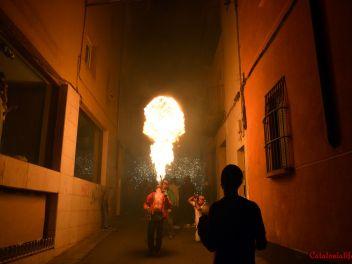 Коррефок в Бланесе 2016 (первая часть) / Correfoc Blanes 2016 (la primera parte)
