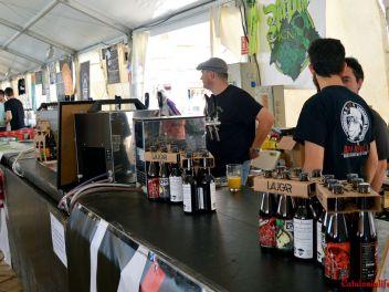 VI Фестиваль пива в Бланесе / BIRRASANA VI (VI Festival de Cervesa Artesana de Blanes)
