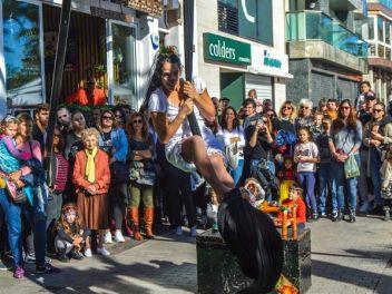XVIII Средневековая ярмарка в Ллорет де Мар, 10 - 11 ноября 2018 / XVIII Fira Medieval, Lloret de Mar, 10 - 11 novembre 2018