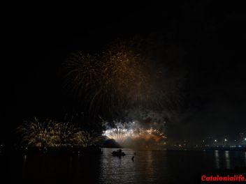 Фотоотчет: 49-ой Международный конкурс фейерверков на Коста Брава, Бланес 2019 - 1-ый день
