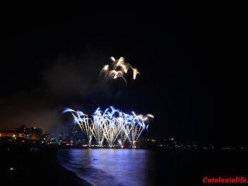 Фотоотчет: 49-ой Международный конкурс фейерверков на Коста Брава, Бланес 2019 - 2-ый день
