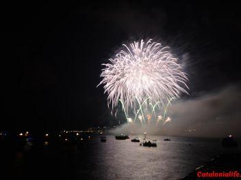 Фотоотчет: 49-ой Международный конкурс фейерверков на Коста Брава, Бланес 2019 - 3-ый день