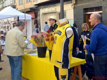 Праздник Сант Джорди в Бланесе, 2017 / Sant Jordi a Blanes, 2017