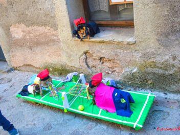 Праздник Кага Тио в городе Мура 2019 - Festa del Tió de Mura 2019