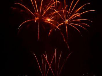 Фотоотчет с первого дня 47-го Международного конкурса фейерверков на Коста Брава - Пиротехника Vulcano, Мадрид, Испания /  Fotos de la primera jornada de la 47ª Competencia Internacional de Fuegos Artificiales de la Costa Brava - Pirotecnia Vulcano, Madrid, España