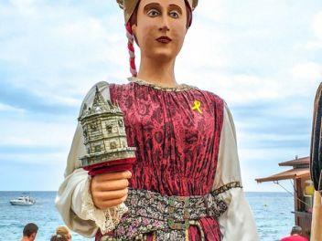 XX - Фестиваль кукол-гигантов в Бланесе, 2018 / XX Trobada Gegantera. Colla Gegantera de Blanes, 2018