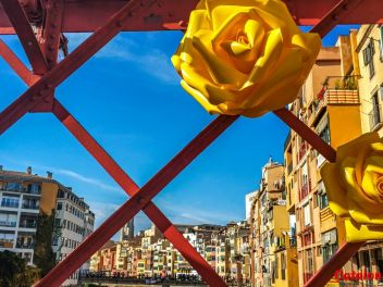 63-ый Фестиваль цветов в Жироне, 2018 / 63ª edició de Girona, Temps de Flors (Tiempo de Flores), 2018
