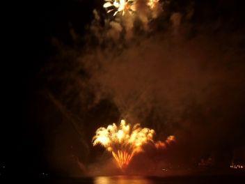 44-й Международный конкурс фейерверков Коста Брава в Бланесе 2014, День 4-ый - Pirotecnia Privatex (Словакия). 44e CONCURS de FOCS de Blanes, 2014