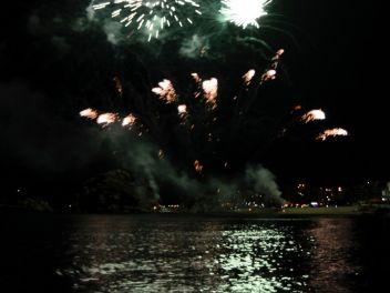 45ый Международный конкурс фейерверков в Бланесе, 2015. (45e CONCURS de FOCS de Blanes, 2015. Pirotecnia Fireworks Lieto, Italy)