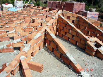 Работы каменщика