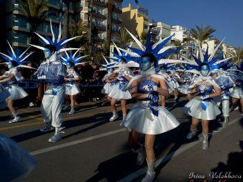 карнавал,2015,Ллорет-де-Мар,карнавальные костюмы,Каталония,карнавал 2015