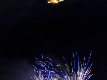 Фотоотчет со второго дня 47-го Международного конкурса фейерверков на Коста Брава - Пиротехника Tomàs, Валенсия, Испания /  Fotos de la segunda jornada de la 47ª Competencia Internacional de Fuegos Artificiales de la Costa Brava - Pirotecnia Tomàs, Valencia, España