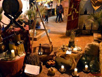 XVII Средневековая ярмарка в Льорет-де-Мар / XVII Fira Medieval en Lloret de Mar (11-12.11.2017)