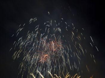 46-ой Международный конкурс фейерверков на Коста Брава, 2016 - Пиротехника HERMANOS FERRÁNDEZ, Мурсия, Испания / 46e Concurs Internacional de Focs D'artifici de la Costa Brava, 2016 - Pirotecnia HERMANOS FERRÁNDEZ, Murcia, España