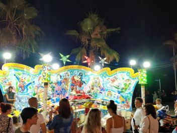 Феста Майор в Бланесе 2018 / Festa Major de Blanes 2018