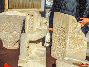 Фестиваль Сан Антонио в Англесе, 2019: Ярмарка антиквариата и ремесленников