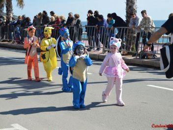 Карнавал Коста Брава 2017 в Ллорет де Мар / Carnaval Costa Brava Sud 2017, Lloret de Mar