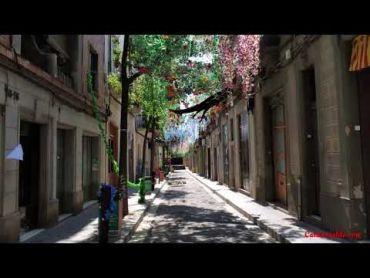 Embedded thumbnail for Феста Майор в округе Санс, Барселона, 2018 / Festa Major de Sants, Barcelona, 2018